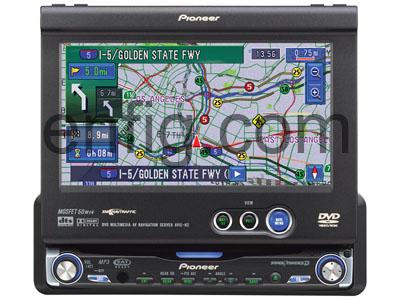 Pioneer AVIC-N2 Discontinued