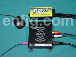 Blitzsafe XM-RVR-D-101