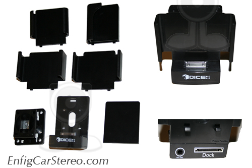 Dice Electronics iPod Cradle