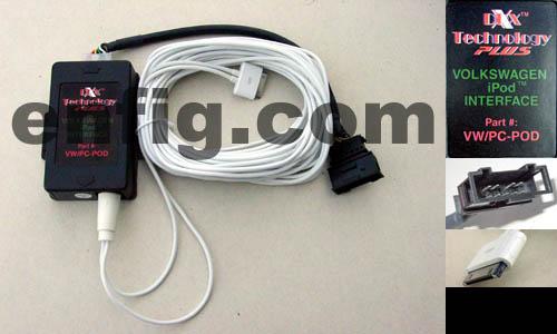 PIE Precision Interface Electronics VW/PC-POD