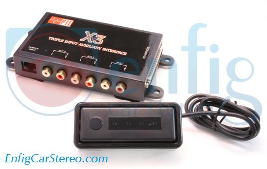PIE Precision Interface Electronics X3