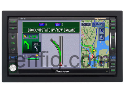 Pioneer AVIC-D1 Discontinued