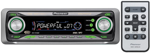 Pioneer DEH-P4700MP Discontinued