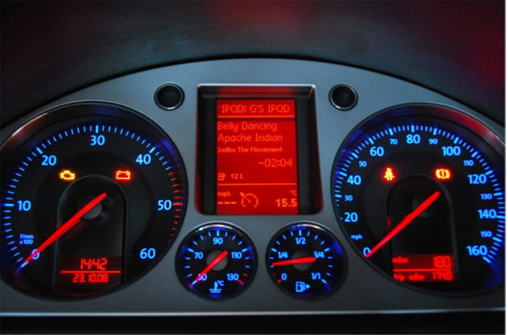 iPod iPhone Aux USB Guide – Volswagen Passat 2006 2007 2008