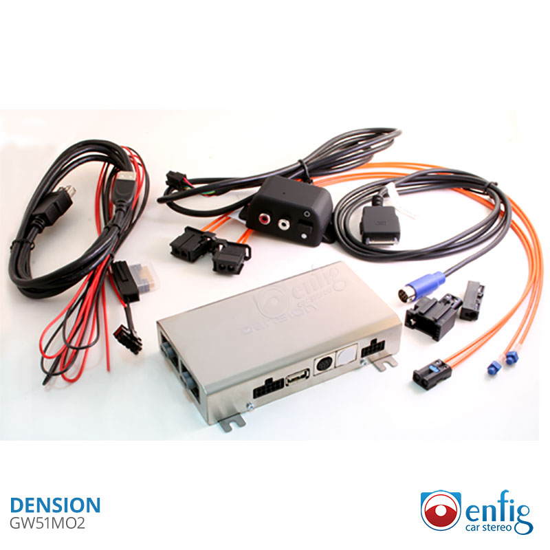 Dension GW51MO2 Gateway 500 For Aston Martin and Volvo