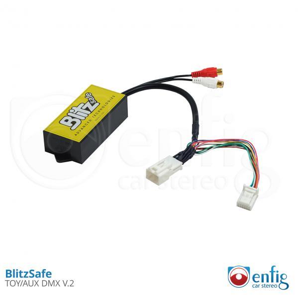 BlitzSafe TOY/AUX DMX V.2